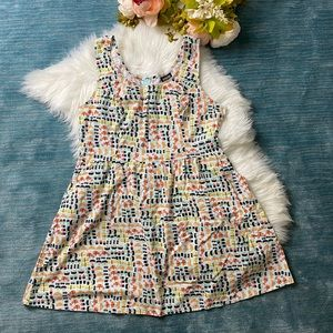 Vintage Retrolicious Sushi Print Fit & Flare Dress